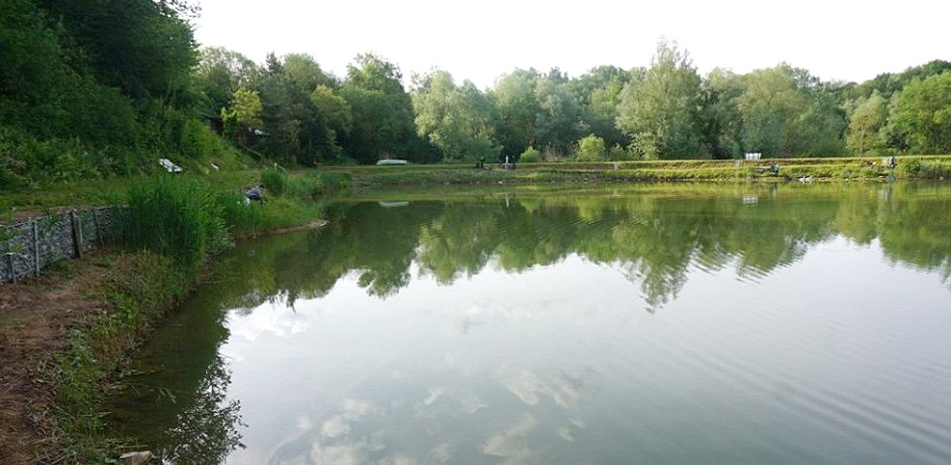 Vereins-See in Großostheim
